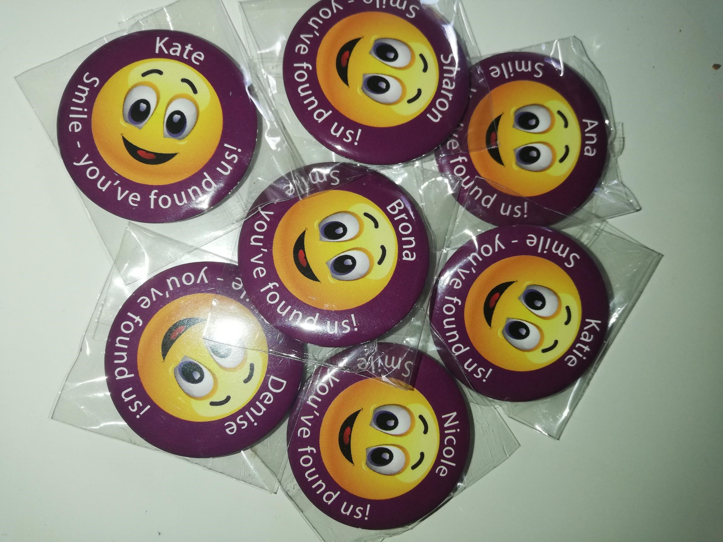 irish dental jobs badge