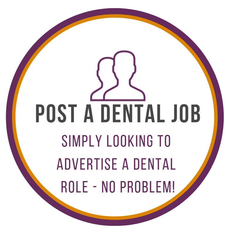 advertise a dental job